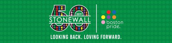 Boston Pride / Stonewall 50