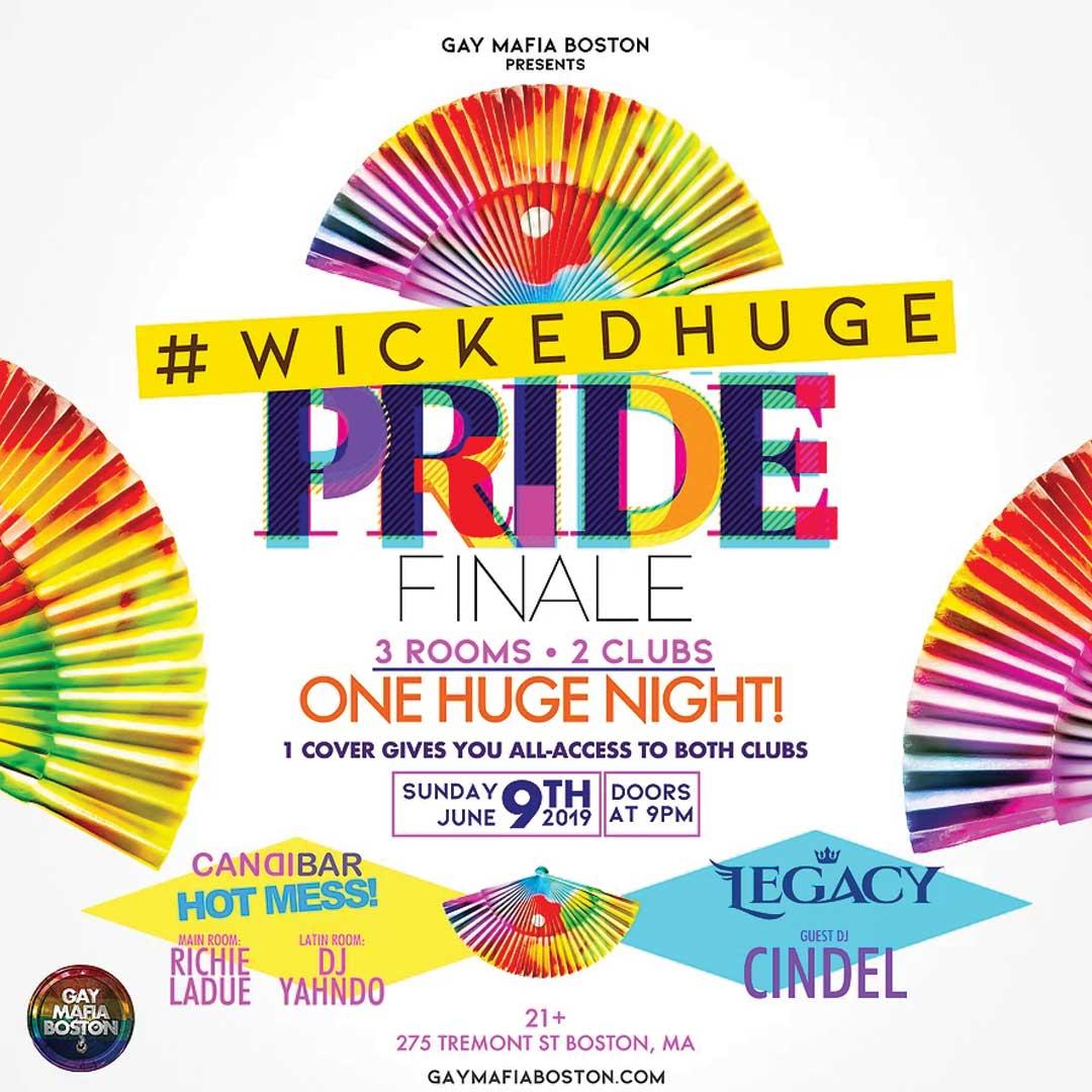 Pride@Night – Boston Pride