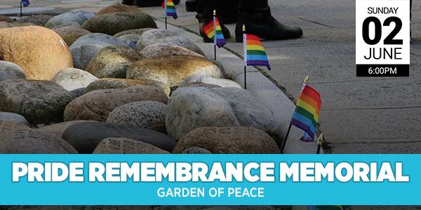 Pride Remembrance Memorial