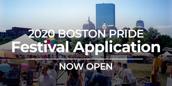 2020 Boston Pride Festival Application