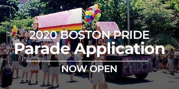 2020 Boston Pride Parade Application