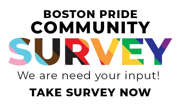 Boston Pride Community Survey