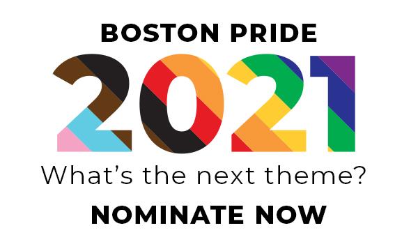 2021 Boston Pride Theme Nominations Open