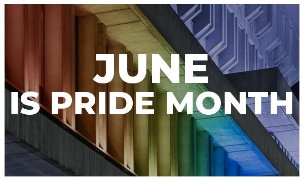 June is Pride Month in Boston