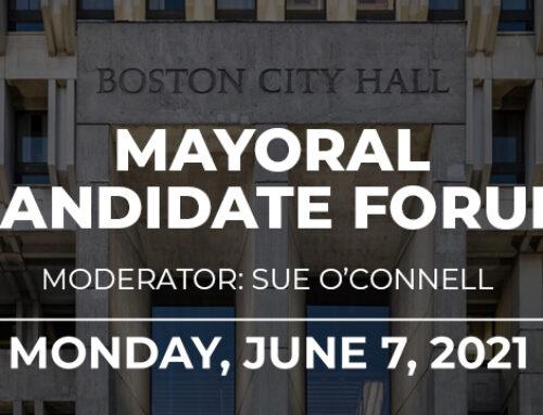 Virtual Forum for Boston Mayoral Candidates