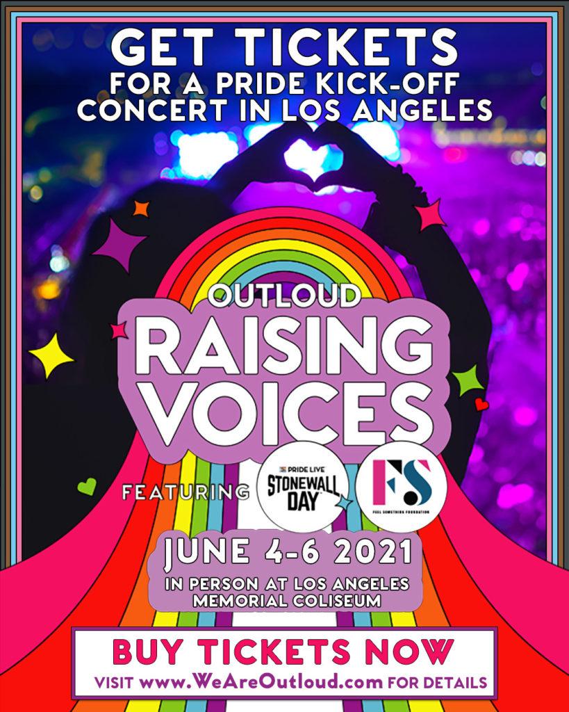 OUTLOUD: Raising Voices