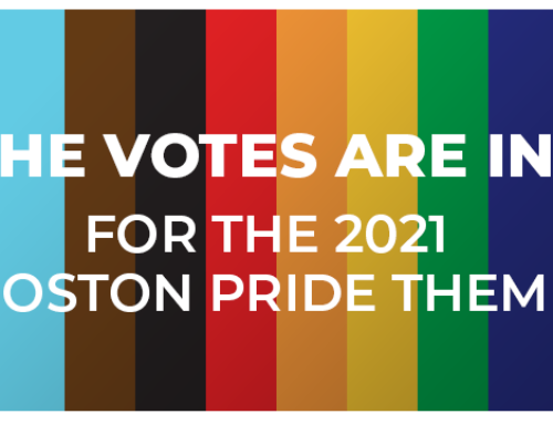 Boston Pride Announce 2021 Pride Theme